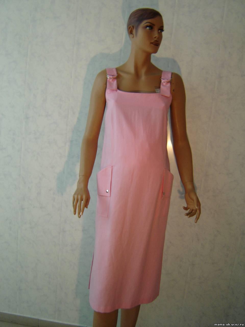 Сшить платье и сарафан из льна 998